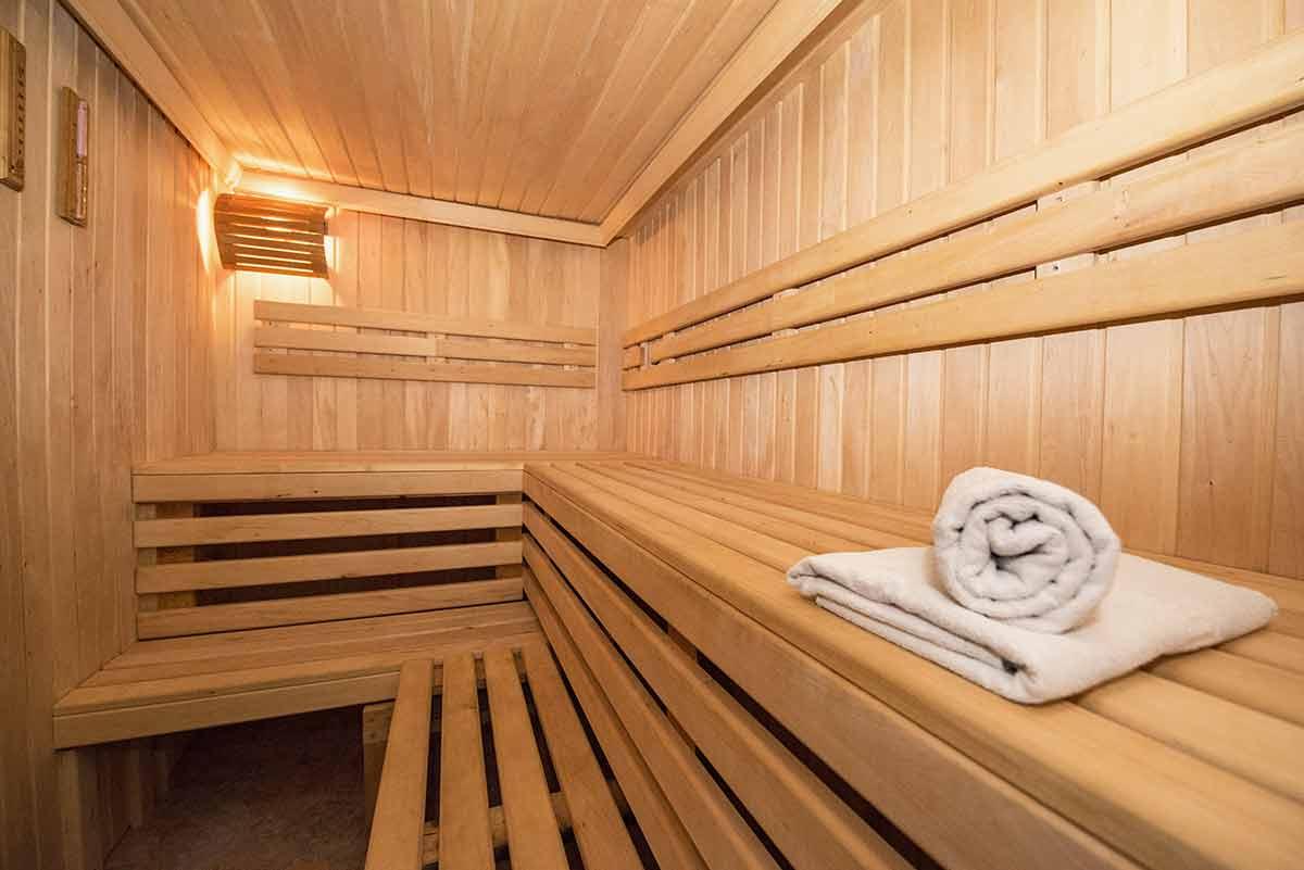 Wellness Sauna Beauty Massage