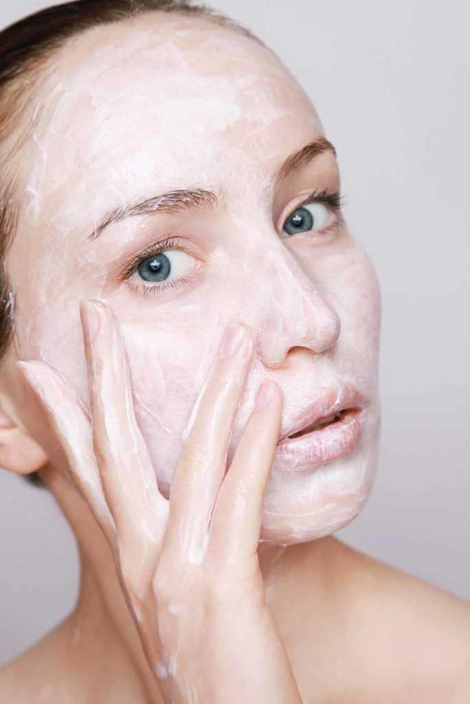 Kosmetik Gesichtsfalten Beauty Hautpflege