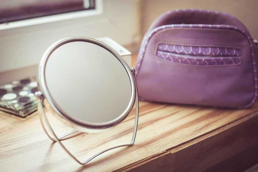 Kosmetikspiegel Beauty Wellness