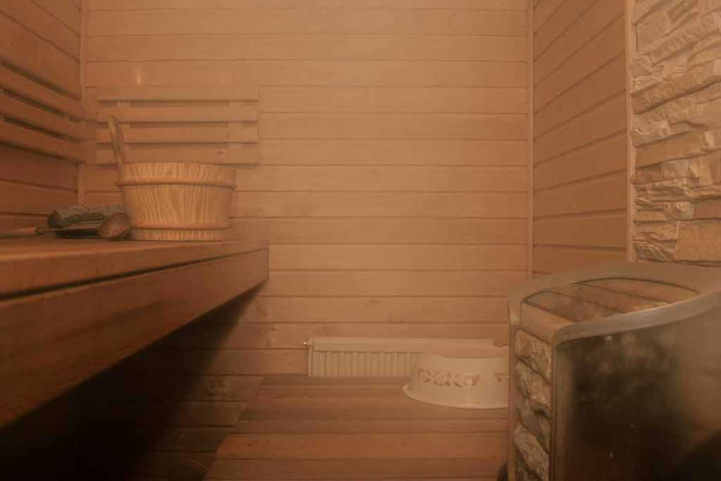 Wellness Finnische Sauna Beauty Massage