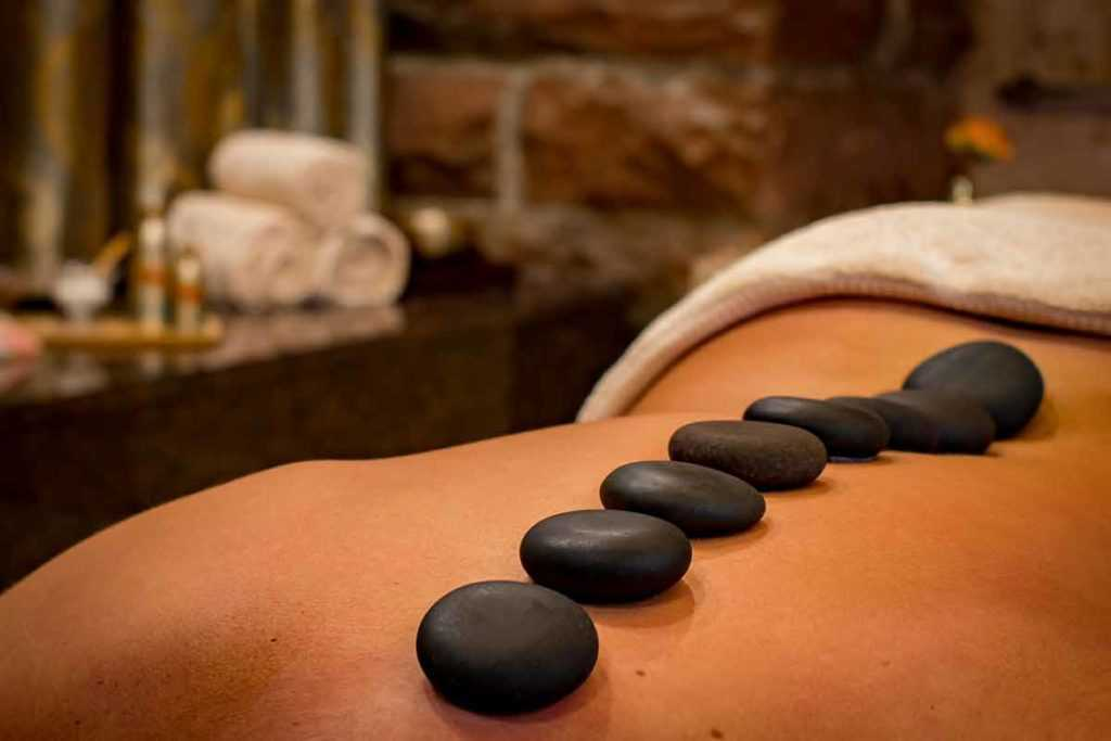 Wellness Oase Beauty Sauna Massage